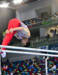 First day of FIG Artistic Gymnastics Apparatus World Cup kicks off in Baku (PHOTO) - Gallery Thumbnail