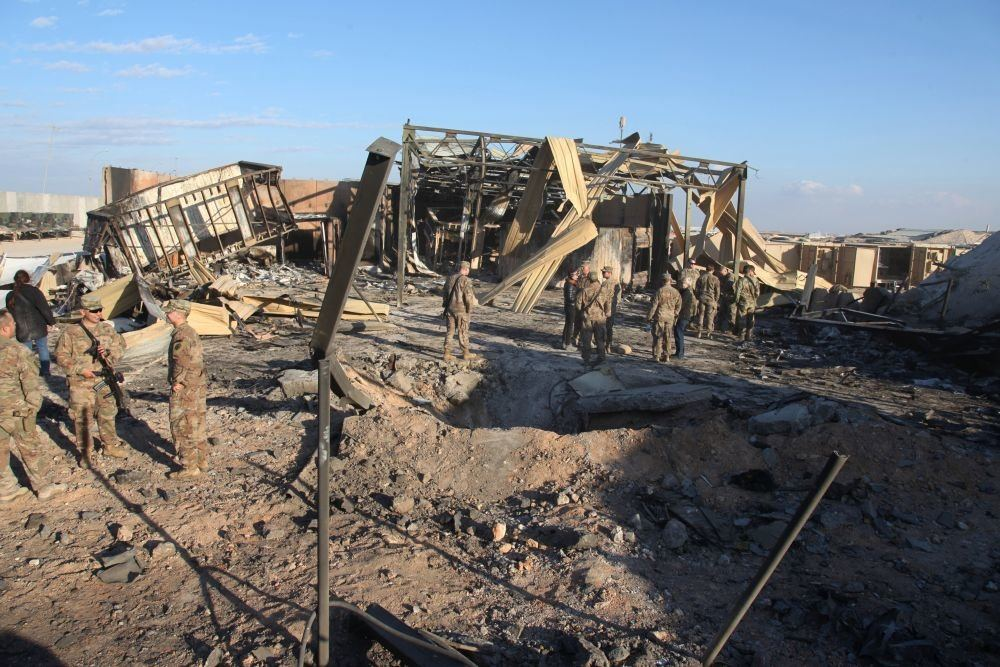Two Americans, British personnel killed in Iraq rocket attack