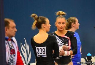 İdman gimnastikası FIG Dünya kubokunun ikinci gününün nəticələri