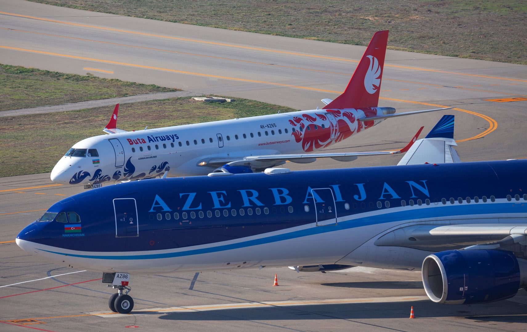 Azerbaijan's national air carrier is ready to exchange air tickets for all destinations
