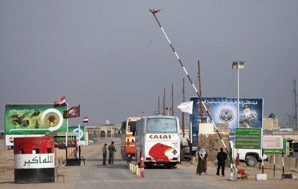 Borders between Iran, Iraq may open soon