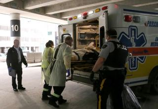 Canada's Ontario reports 4,038 COVID-19 cases, with 119 deaths
