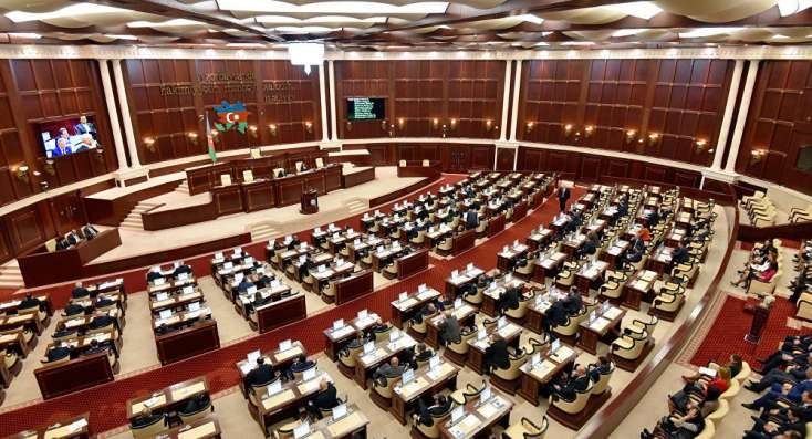 Political parties represented in Azerbaijani parliament make statement