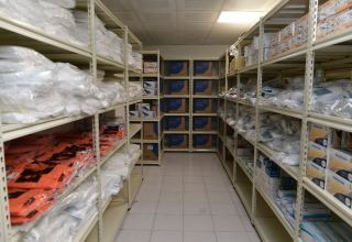 Heydar Aliyev Foundation delivers medical supplies from various countries to Azerbaijan  (PHOTO)