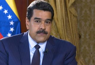 Venezuelan president urges end to sanctions, embargoes against peoples