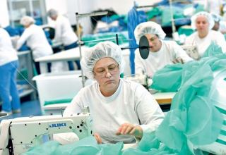 Azerbaijan to ensure enough alcohol in retail sale, favorable conditions for mask production