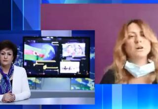 Koronavirusa yoluxan Fransadakı Azərbaycan Evinin rəhbəri Mirvari Fətəliyeva ilə videobağlantı (VİDEO)