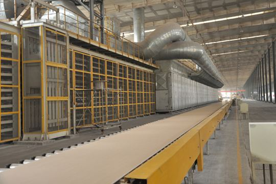 Azerbaijan hikes production of building gypsum