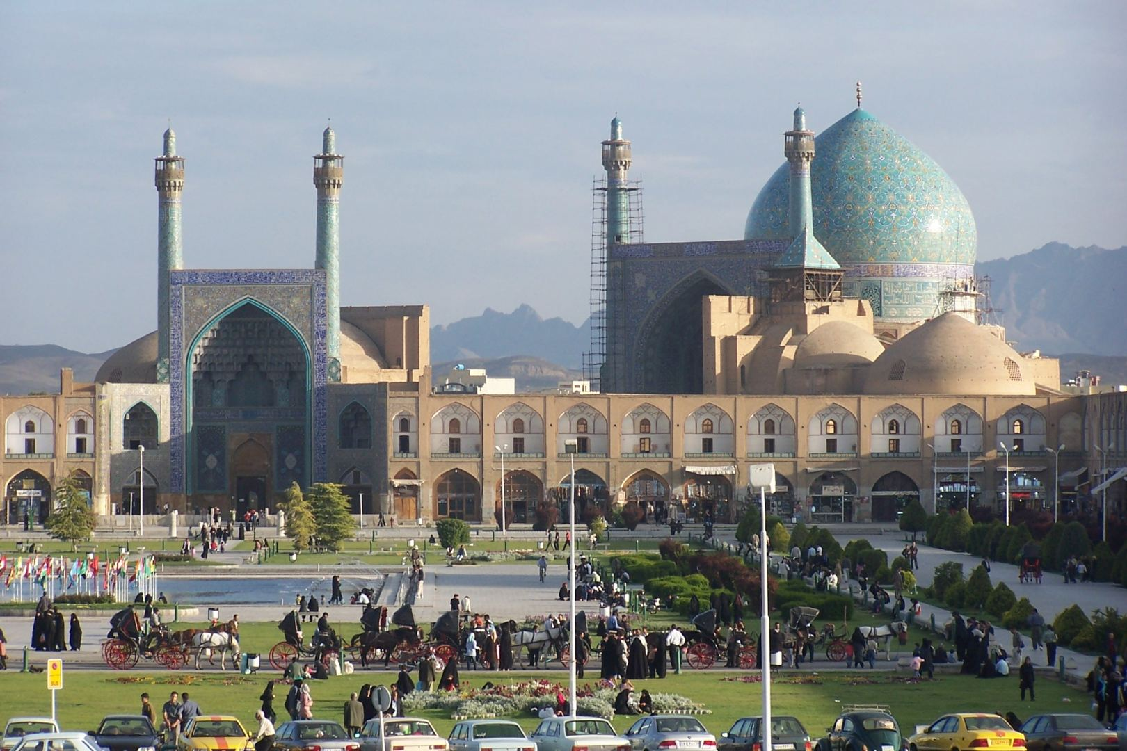 Exports of products up in Iran's Isfahan province