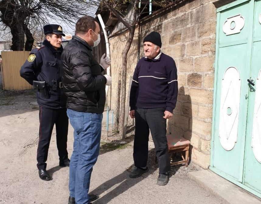 Azerbaijan's Internal Ministry: Entry, exit from Sheki district restricted (PHOTO) - Gallery Image