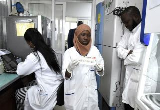 Africa's confirmed COVID-19 cases pass 40,000 mark: Africa CDC