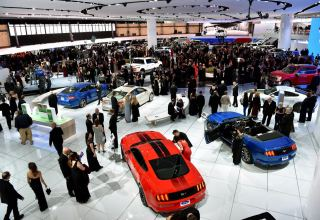 Detroit auto show canceled due to coronavirus