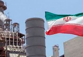 Oil products storage tank commissioned in Iran