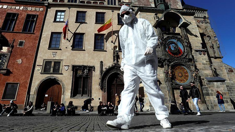 Las autoridades checas tienen la intención de extender la cuarentena a nivel nacional 17
