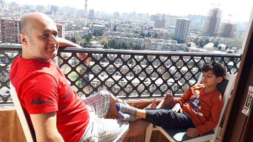 Тренд азербайджанского карантина – Клуб мужчин домохозяинов (ФОТО) - Gallery Image