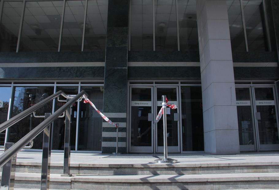 Bakı metrosunda daha bir nəzarət mexanizmi tətbiq edilib (FOTO) - Gallery Image