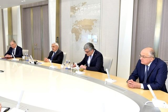 Azerbaijan's State Oil Company, Equinor sign co-op agreement (PHOTO) - Gallery Image