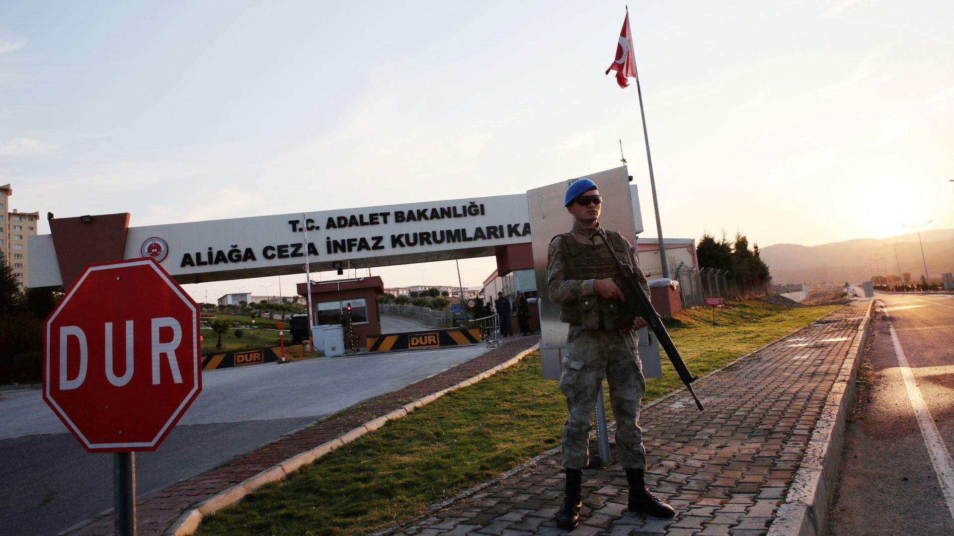 Turkey set to release some 45,000 inmates in coronavirus response