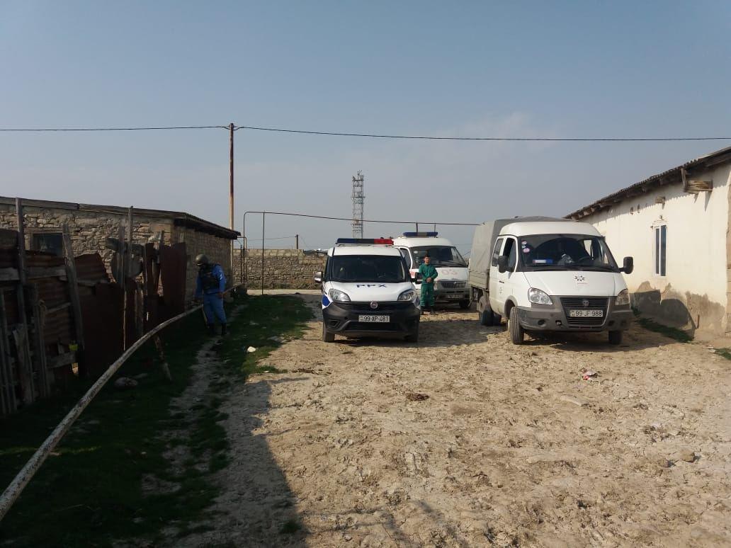 Mart ayı ərzində 278 ədəd partlamamış hərbi sursat zərərsizləşdirilib (FOTO) - Gallery Image