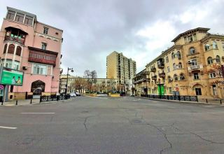 Residents of some Azerbaijan's cities may leave homes upon special permission