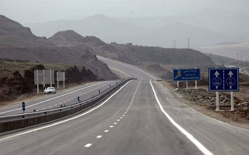 Iran reveals roads and railways to be commissioned