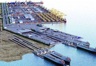 Impetus to be given to cargo traffic through ports of Kazakhstan, Turkmenistan