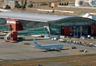 Passenger traffic down at Georgian airports