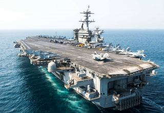 U.S. commanders seek approval for aircraft carrier near Afghanistan during withdrawal