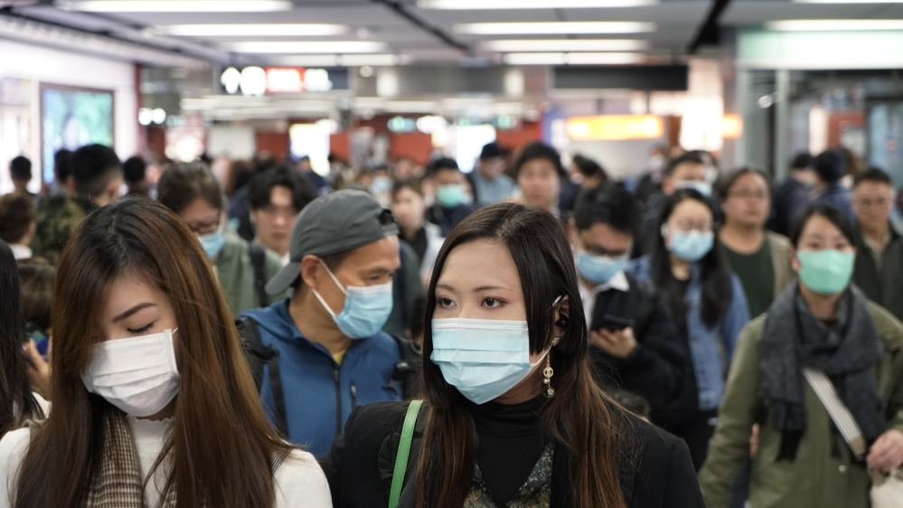 Mainland China reports first local COVID-19 infections in nearly two months