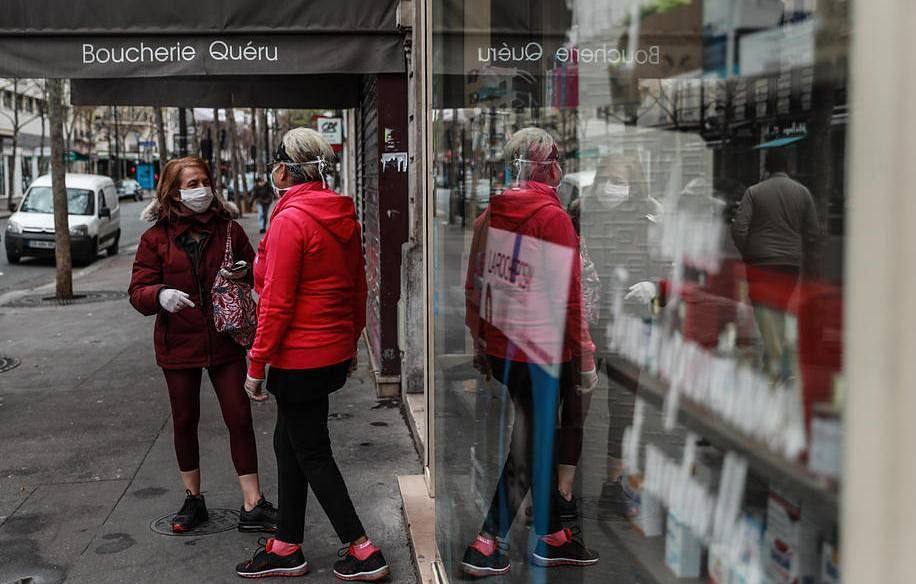 Number of coronavirus-associated deaths in France reaches 13,832
