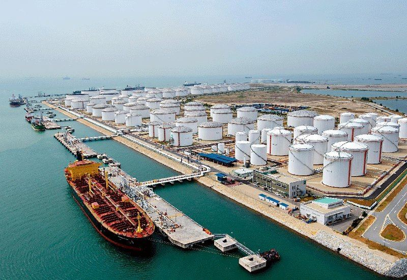Output cuts not enough to avoid filling world's crude storage during May