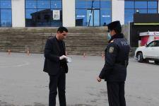 В Шеки принимаются меры против нарушителей карантинного режима (ФОТО) - Gallery Thumbnail
