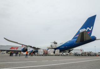 Alibaba sends humanitarian aid to Azerbaijan to fight COVID-19 (PHOTO)