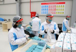 Medical masks produced in Azerbaijan to go to pharmacies next week