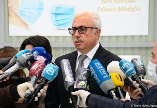 Azerbaijan to fully meet domestic needs for medical masks via local production