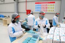 Azerbaijan launches production of medical masks (PHOTO/VIDEO) - Gallery Thumbnail