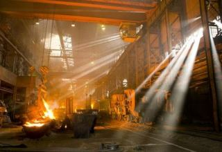 Iran's Khatunabad copper smelter's production increases