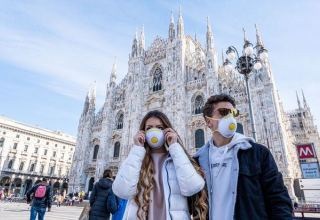 Italy's death toll from coronavirus climbs to 33,530