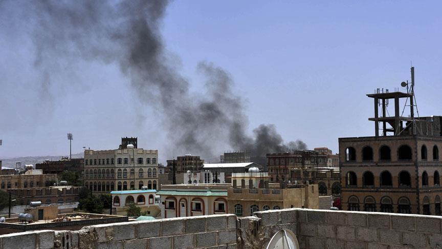 В Йемене мятежники-хуситы обстреляли города Мариб и Ходейда