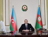 Extraordinary Summit of Turkic Council held through videoconferencing on initiative of President Ilham Aliyev (PHOTO/VIDEO) - Gallery Thumbnail