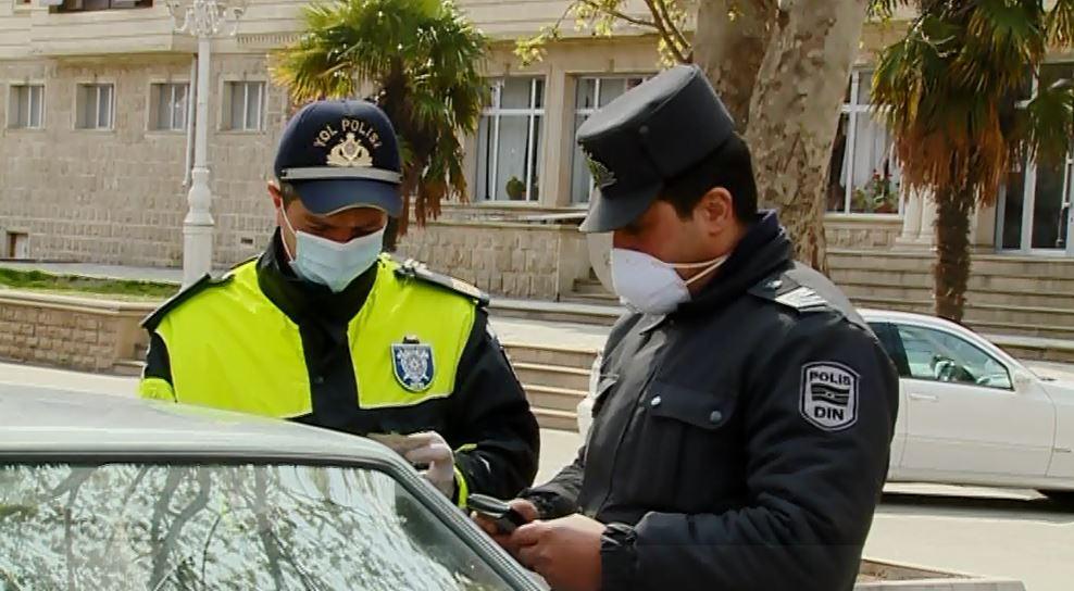 Gəncədə karantin qaydalarını pozan 19 obyekt sahibi cərimələnib (FOTO)