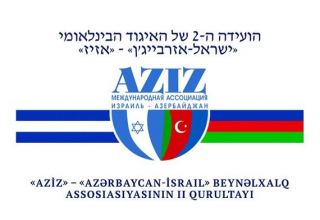 Int'l Association Israel-Azerbaijan sends letter to Polish channel due to Karabakh war documentary