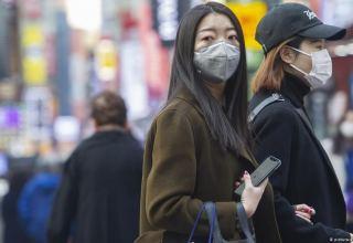 Cənubi Koreyada koronavirusa yoluxma hallarının sayı kəskin azalır