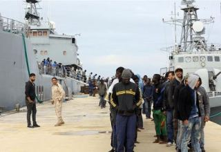 236 illegal immigrants deported from eastern Libya
