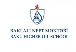 Students of Baku Higher Oil School donate their scholarship allowances to Armed Forces Assistance Fund