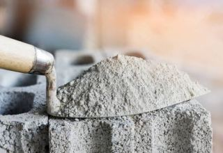 Turkmenistan exploring possibility of producing cement from local raw materials