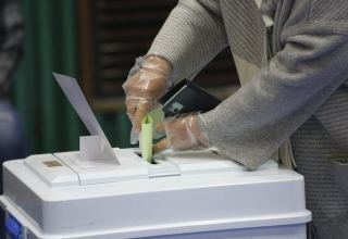 S.Koreans go to polls for parliamentary election amid COVID-19 outbreak