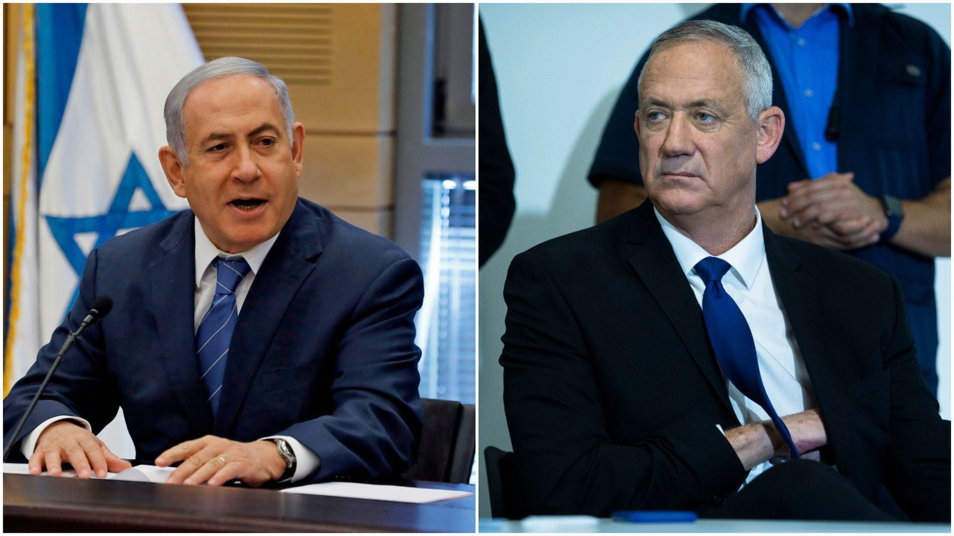 Netanyahu and rival Gantz clinch Israel power-sharing deal