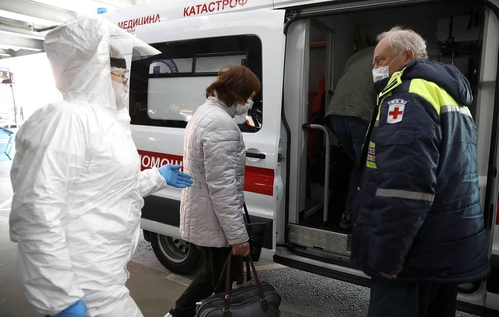 31 coronavirus-positive patients die in Moscow in past day - crisis center