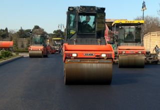 Azerbaijani Absheron's Executive Office opens tender for road repair services